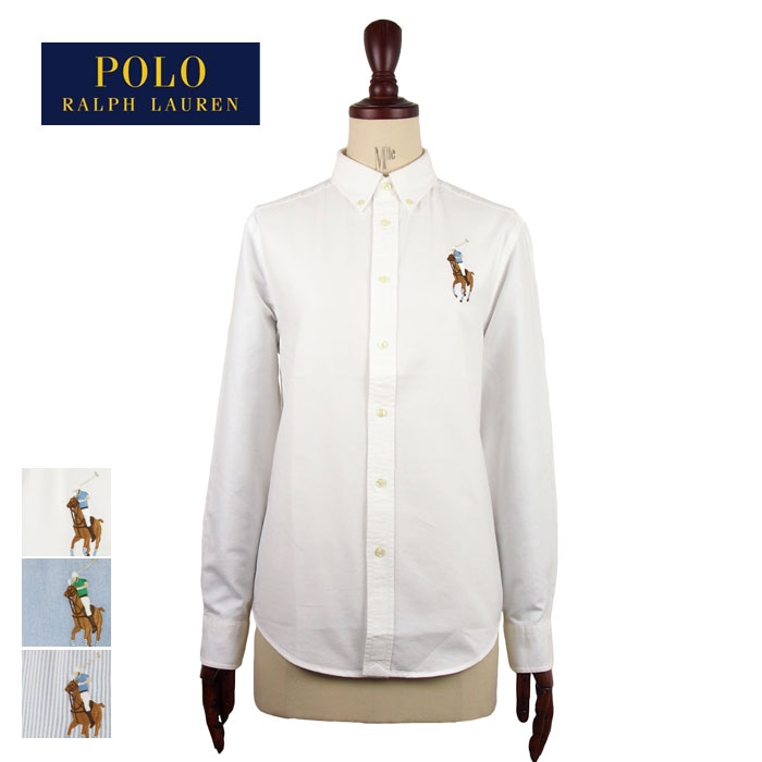 a67e64679 A packet to say Ralph Lauren kids Boys big pony one point embroidery Oxford  button- ...