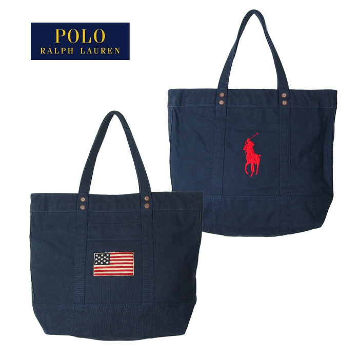 faf42ea94f99 ◇Product explanation◇ It is the arrival of the tote bag than Ralph Lauren  polo. Entering popular big pony ...