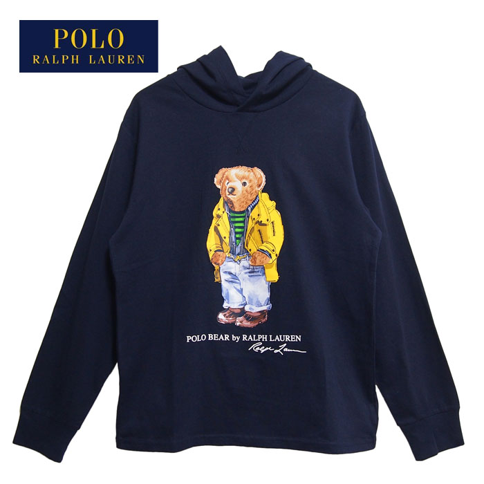 484b5c0dc8 ◇Product explanation◇ It is the arrival of hooded long sleeves T-shirt Ron  T of kids Boys than Ralph Lauren polo.