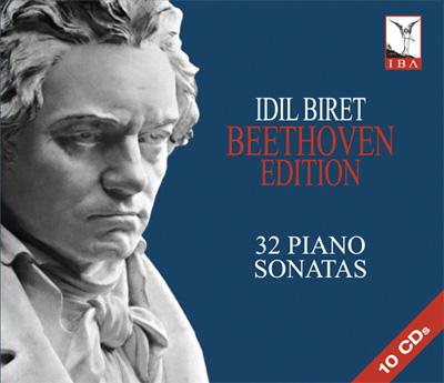 ベートーヴェン:ピアノ・ソナタ全集[10CDs]