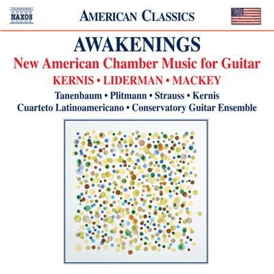 限定モデル 現品 在庫処分特価 目覚め 現代アメリカのギターを含む室内楽曲集 -
