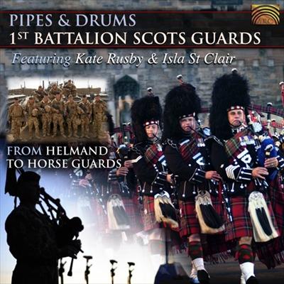 ワールド ミュージック ARC Music 日本メーカー新品 パイプ アンド ドラム Pipes to Drums Horse From - 登場大人気アイテム Helmand Guards