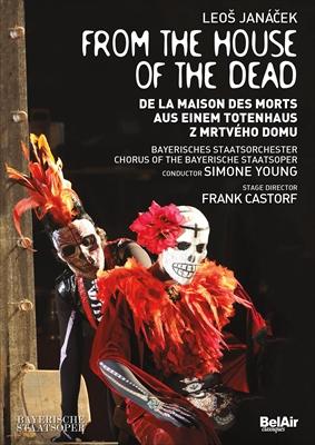 ナクソス ミュージックストア ショッピング ヤナーチェク:歌劇《死者の家から》 日本語字幕 DVD 卸売り