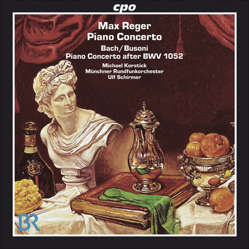 ナクソス ミュージックストア レーガー:ピアノ協奏曲 ふるさと割 Op. 114 贈り物 J.S. ミュンヘン放送管 コルスティック BWV 1052 バッハ:ピアノ協奏曲 シルマー
