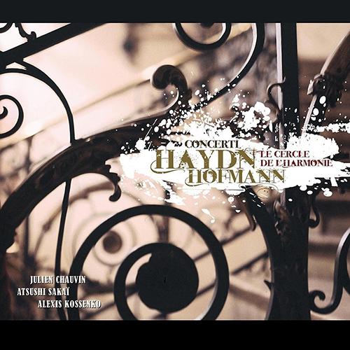 ナクソス ミュージックストア 発売 ハイドン:ヴァイオリン協奏曲 Hob.VIIa:4 チェロ協奏曲第1番 D1 Badley コッセンコ 酒井淳 即納 ショーヴァン 上品 ホフマン:フルート協奏曲