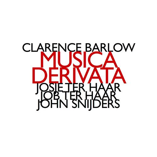 Hat Art バルロー:1981 変奏曲とピアノ 美品 販売 メッカーニコ テル ハール ヨシェ スナイデルス ヨブ