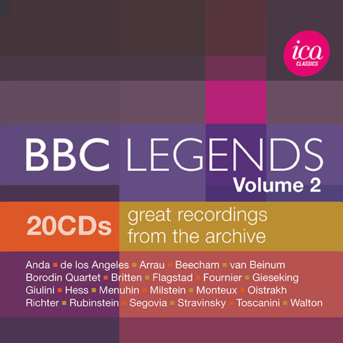 BBC Legends BOX 第2集[20枚組]