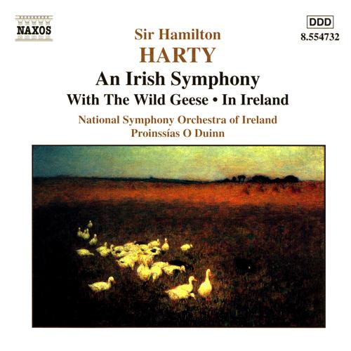 NAXOS ハーティ:アイルランド交響曲 超激得SALE アイルランド国立響 オ 新商品 新型 デュイン