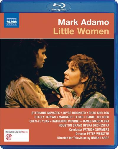 アダモ:歌劇《若草物語》[Blu-ray Disc]