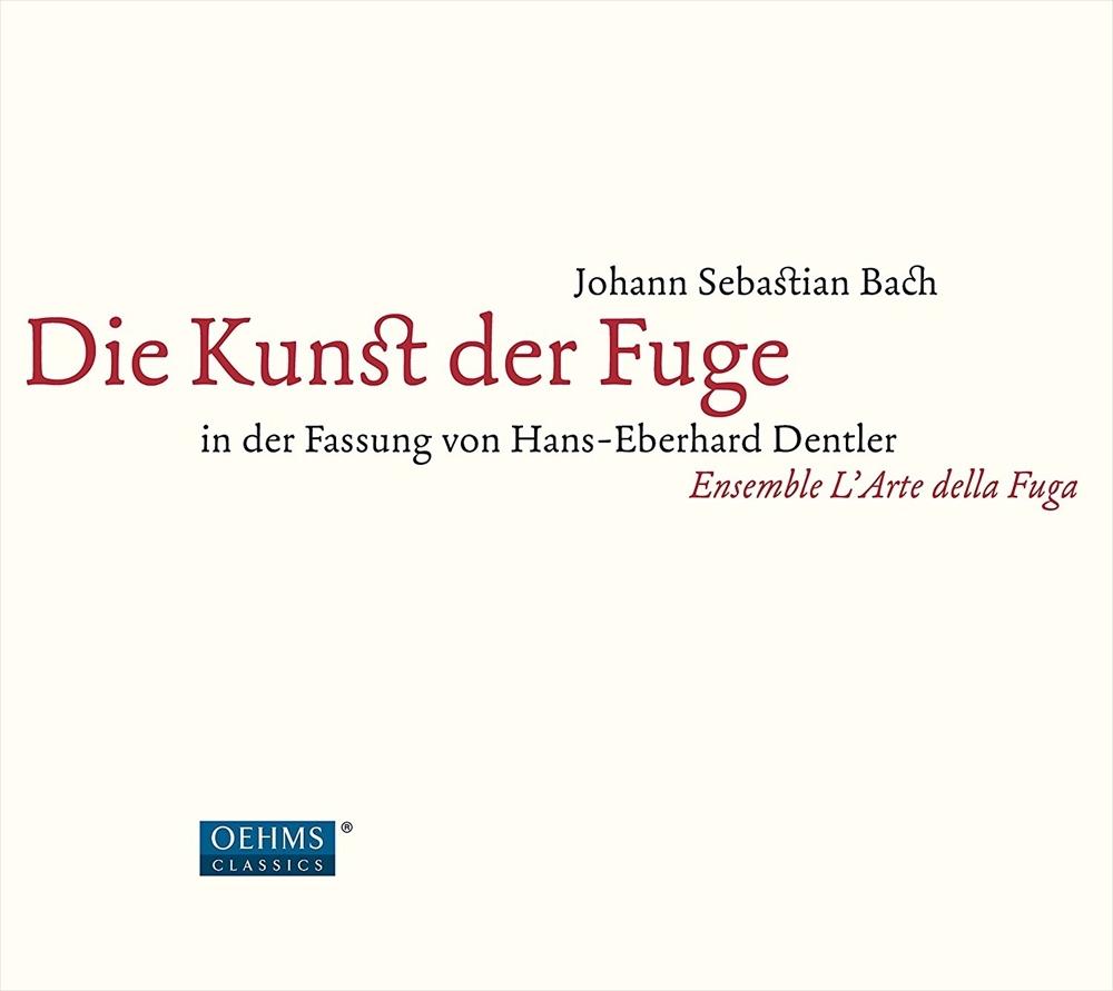 J.S.バッハ:フーガの技法 BWV1080[LP, 3枚組]
