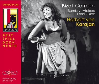 ビゼー:歌劇「カルメン」(1967年)[3枚組]