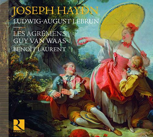 ナクソス ミュージックストア 数量限定 ハイドン:交響曲第82番 第86番 ルブラン:オーボエ協奏曲第3番 ワース ザグレマン ローラン 定価 レ