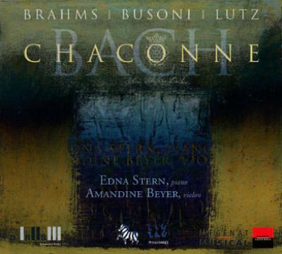 ナクソス 選択 ミュージックストア ブゾーニ ルッツ 好評受付中 バッハ のピアノ編曲集 シャコンヌ ブラームス: