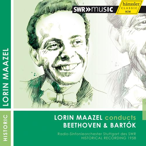 在庫処分特価 激安格安割引情報満載 ベートーヴェン: コリオラン 序曲 マゼール バルトーク:管弦楽のための協奏曲 交響曲第2番 1958 超安い