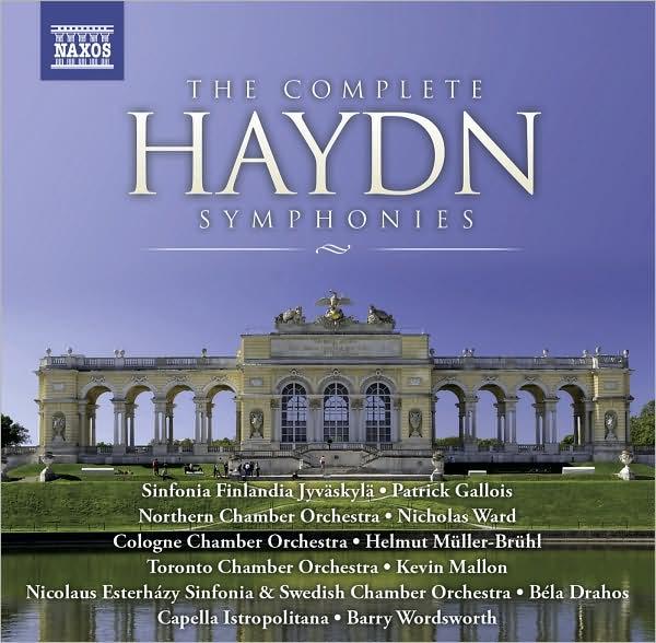 F.J.ハイドン:交響曲全集(CD34枚組)