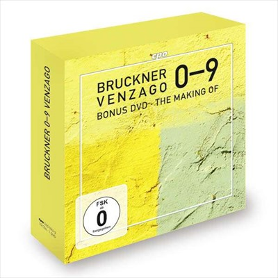 アントン・ブルックナー:交響曲全集[10CDs+DVD]