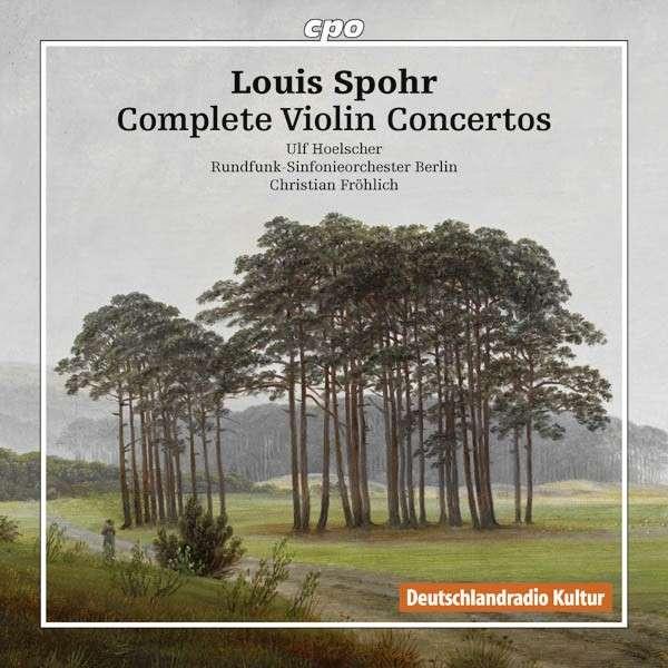 ルイ・シュポア:ヴァイオリン協奏曲全集