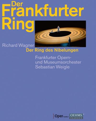 ワーグナー:楽劇「ニーベルングの指環」全曲[DVD8枚組]