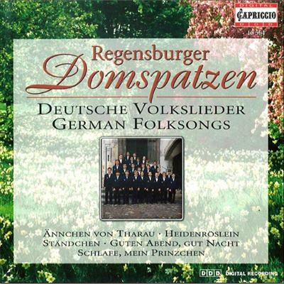 Jeep / Brahms / Silcher / ツッカルマグリオ / Werener: Collection of German folk  songs