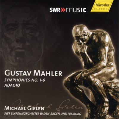 ギ-レン指揮/南西ドイツ放送響 マーラー交響曲全集(13CD)