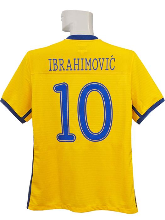 【送料無料】***限定再入荷***(アンブロ) UMBRO/10/11スウェーデン代表/ホーム/半袖/イブラヒモビッチ/UDS6014H