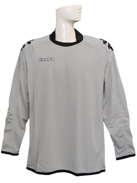 【送料無料】(カッパ) KAPPA/ゴールキーパーシャツ/グレー/FMJG7019-GR