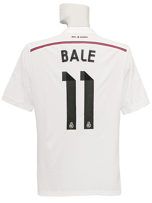 fe8d4493e nbs-soccer  (Adidas) adidas 14 15 Real Madrid   home   short sleeves ...