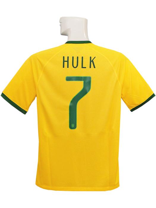 【送料無料】(ナイキ) NIKE/14/15ブラジル代表/ホーム/半袖/フッキ/575280-703