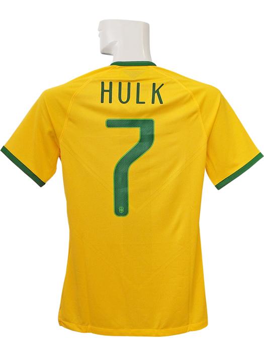 【送料無料】(ナイキ) NIKE/2014ブラジル代表/オーセンティック/ホーム/半袖/フッキ/ワールドカップバッジ+ FOOTBALL FOR HOPEバッジ付/575276-703