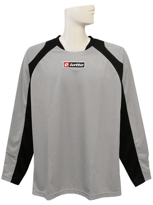 (ロット) LOTTO/ゴールキーパーシャツ/グレー/LSW8405L-GRY/簡易配送(CARDのみ/1点限)