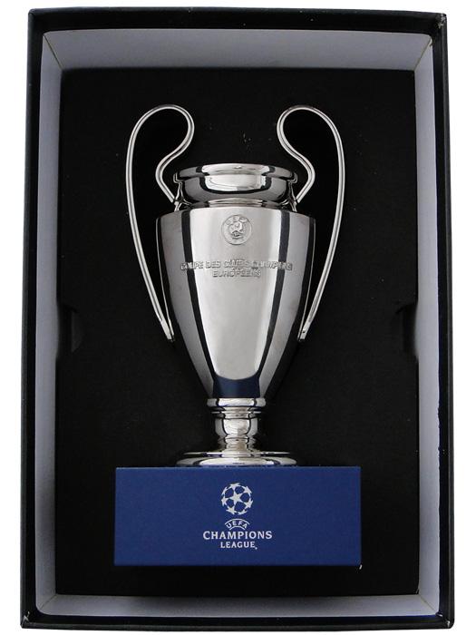 【送料無料】UEFAチャンピオンズリーグ/レプリカトロフィー3D/台座付き/150mm/UEFA-CL-150-AP