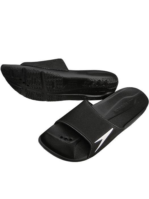 e63d0b17d nbs-soccer: (speed) SPEEDO/ shower sandals / black /SD96K03M ...