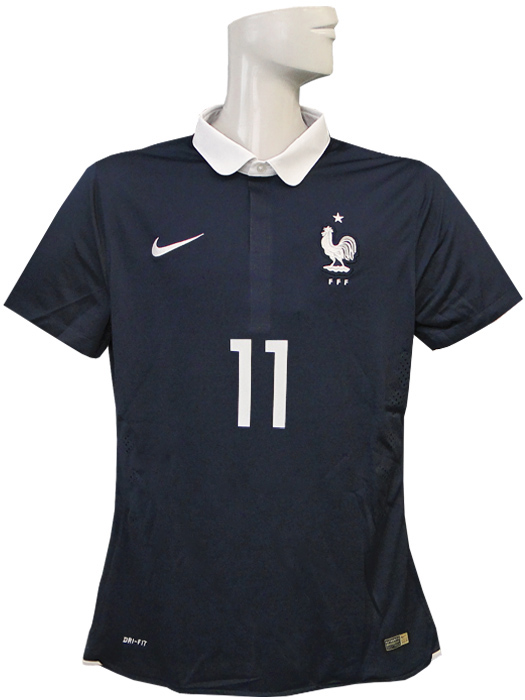 *** Representative from limited arrival *** (Nike) NIKE/14/15 France / authentic / home / short sleeves / グリエスマン /577924-410
