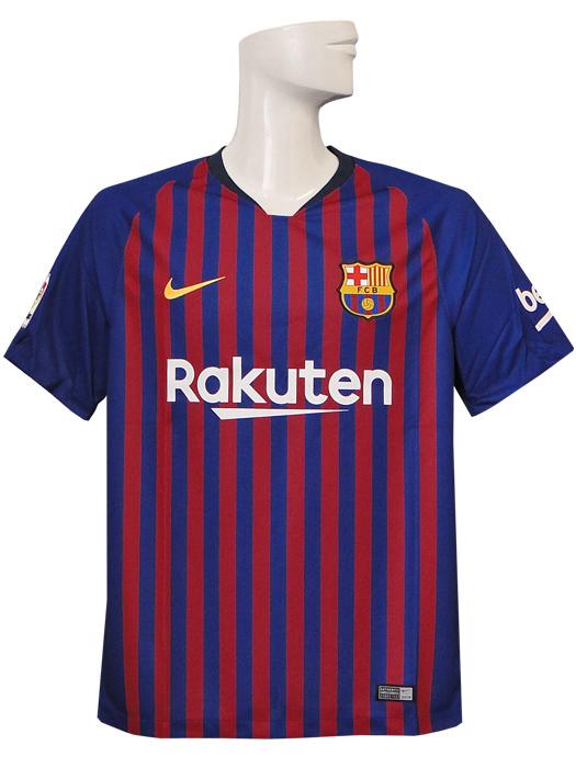 wholesale dealer fb364 ac2cf (Nike) NIKE/18/19 Barcelona / home / short sleeves / Messi /894430-456
