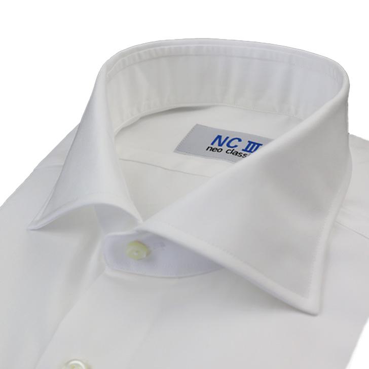 120 2 タイプライター 無地 ホワイト 高密度で薄手ながらハリ感のある素材です 定番のホワイトは ビジネス カジュアル SALENEW大人気 冠婚葬祭 様々なシーンでご使用いただけます MADE IN メンズシャツ ワイシャツ クーポン対象 2103001#11 NC3 ネオクラシック 長袖 JAPAN 期間限定今なら送料無料 ワイドカラー