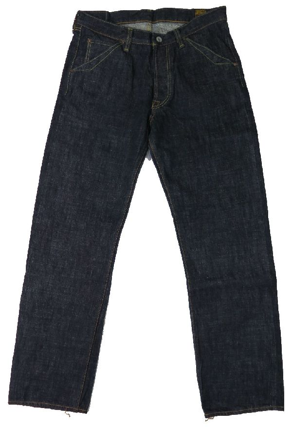 【トロフィークロージング】 スタンダード ダートデニム ジーンズ TROPHY CLOTHING 1605 日本製 【送料無料】●裾上げ加工無料●ジーンズ保証