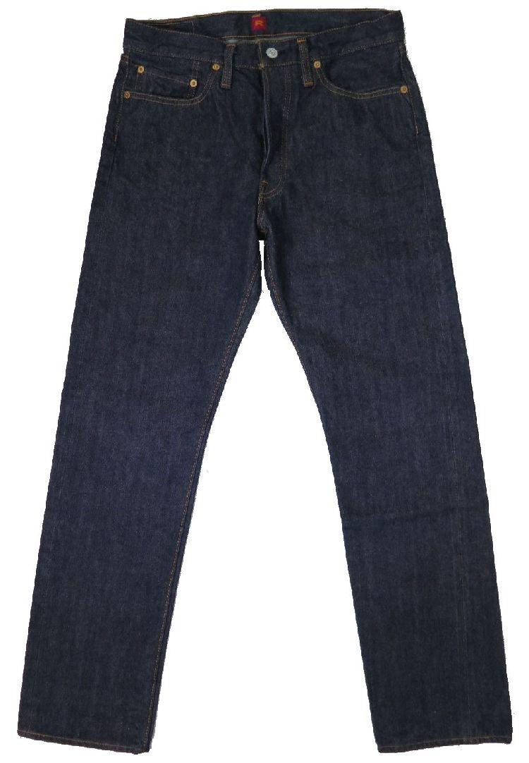 【リゾルト】 テーパードストレート/ワンウォッシュRESOLUTE JAPAN TYPE 710 日本製【送料無料】●ジーンズ保証