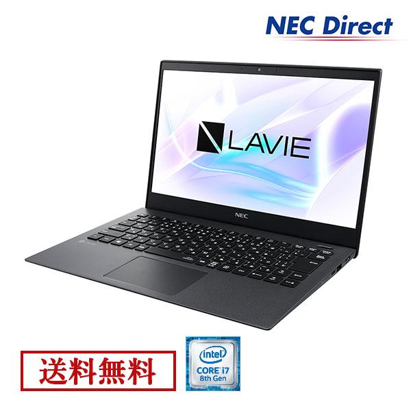 【3月11日01:59迄 エントリーで最大P7倍!】●【送料無料:Web限定モデル】NECノートパソコンLAVIE Direct PM(Core i7搭載・16GBメモリ・LTE・メテオグレー)(Officeなし・1年保証)
