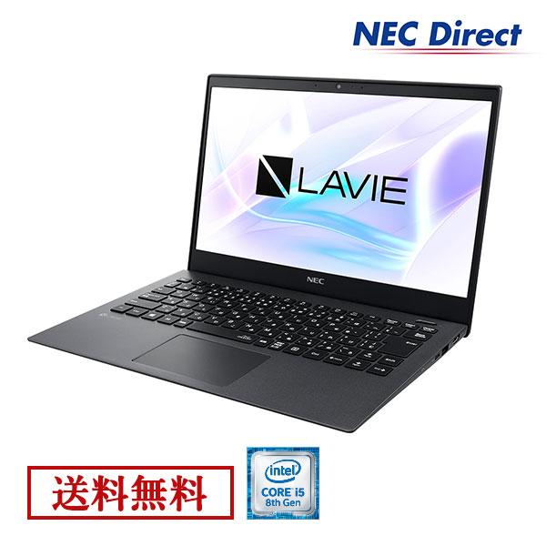 ★ポイント10倍(6/18 13:59 まで)★【送料無料:Web限定モデル】NECノートパソコンLAVIE Direct PM(Core i5搭載・LTE・メテオグレー)(Officeなし・1年保証)(Windows 10 Home)