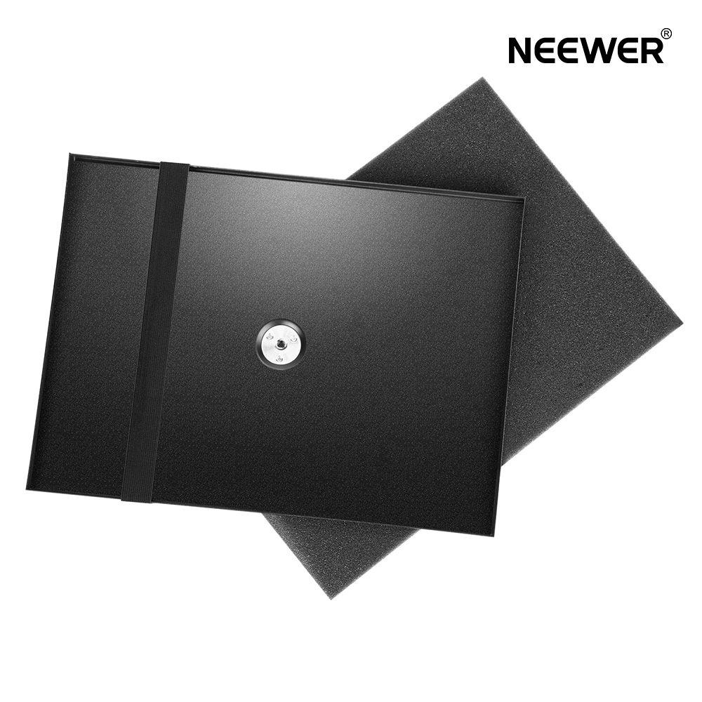 プロジェクター台 送料無料 一年保証 Neewer ラップトップノートパレットプロジェクター用ビッグトレイホルダー 本物 1 4