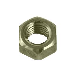 M3 鋼製六角ナットの一般品 鉄 六角ナット 100個入 開催中 クロメート 与え 1種