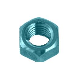【M56】 鋼製六角ナットの一般品 鉄 六角ナット(1種) M56 ユニクロ 【10個入】