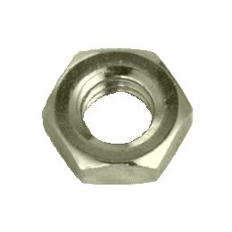 鉄 六角ナット(3種) M68 クロメート 【10個入】