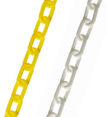 プラスチックチェーン 6 長さ40m 【 1個 】