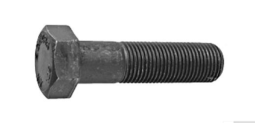 鉄(SCM435)/クロメート 六角ボルト [強度区分:10.9] (細目・半ねじ) M12×70 《ピッチ=1.5》 【 小箱 : 1箱/90本入り 】