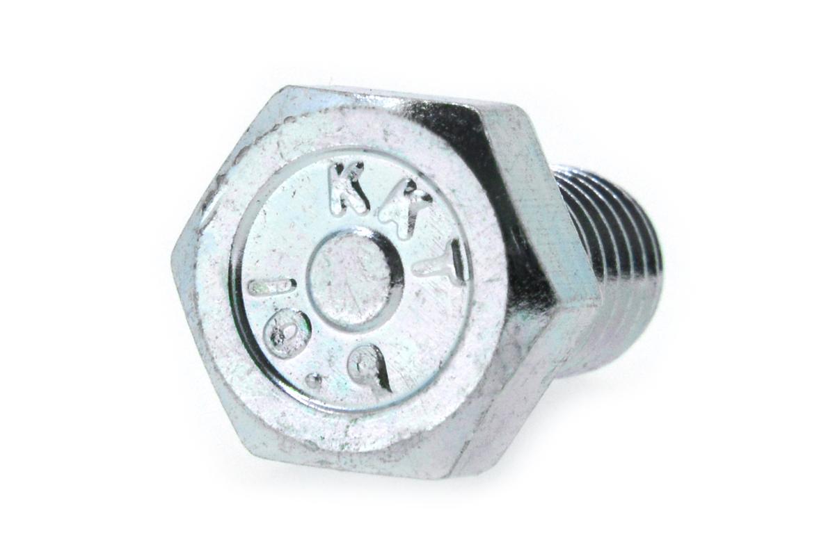 鉄(SCM435)/ユニクロ 六角ボルト [強度区分:10.9] (全ねじ)M5×10 【 小箱 : 1箱/400本入り 】