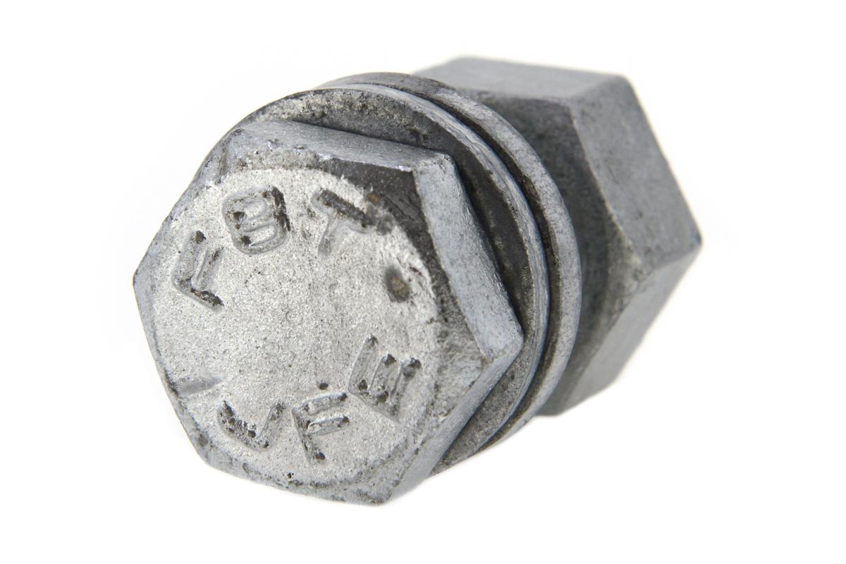 鉄/ドブ 六角ハイテンションボルト [F8T] (ナット・ワッシャーセット)M24×150 【 お得セット : 10本入り 】