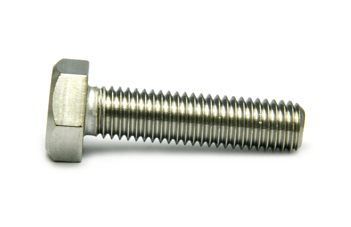 Stainless steel / fabric hex bolts (all screws) M16×240