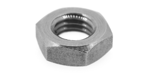 SUS321/生地 六角ナット [3種] 切削加工M30 【 小箱 : 1箱/24個入り 】