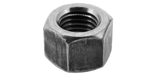 SUS316L/生地 10割 六角ナット [2種]M8 【 小箱 : 1箱/500個入り 】
